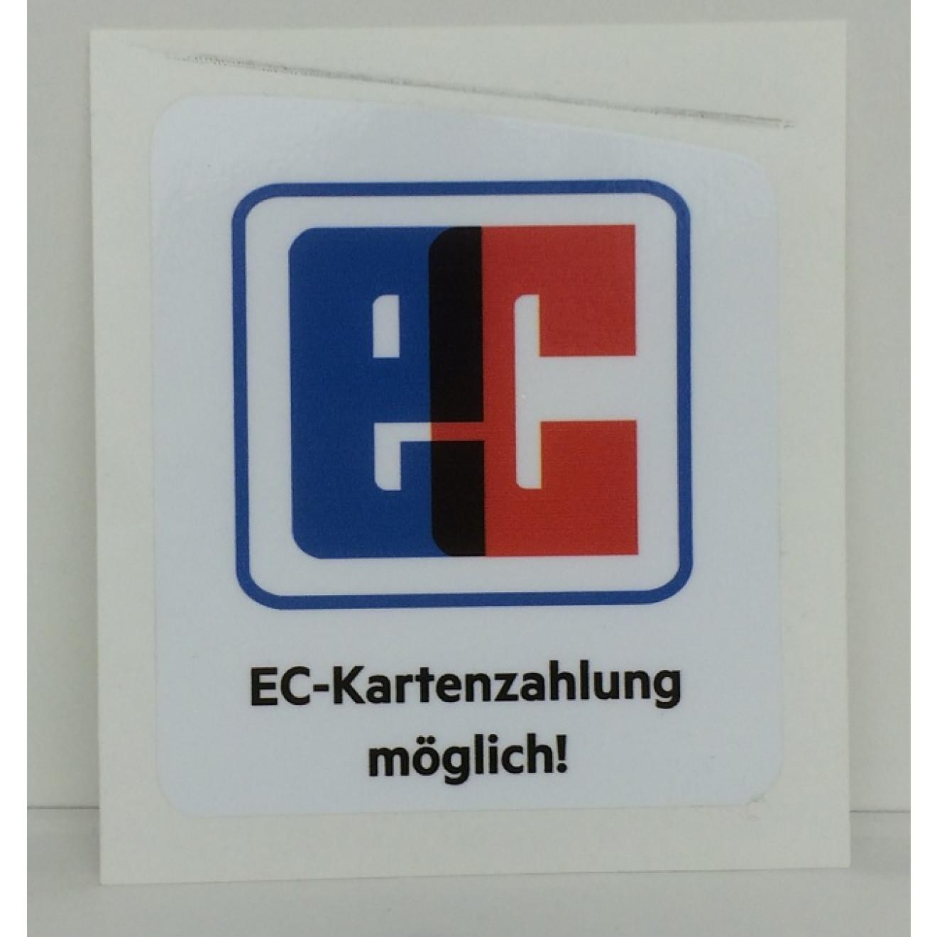 Ec-Kartenzahlung